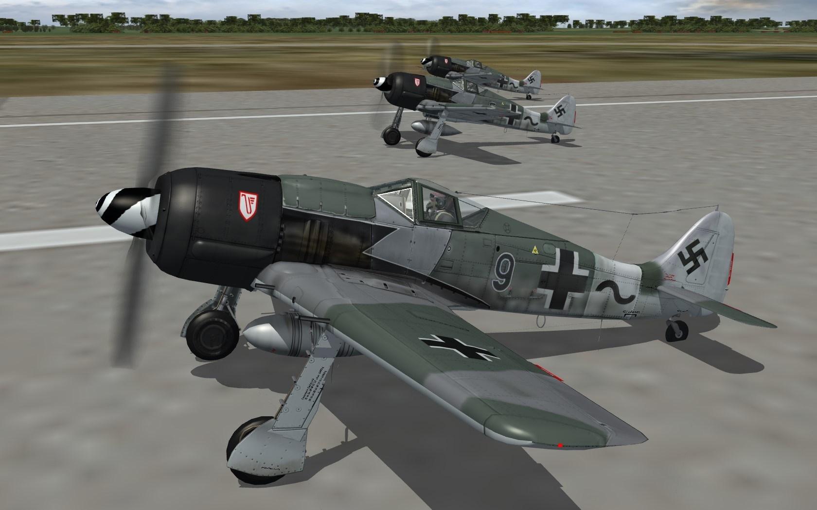 FW-190A8R2