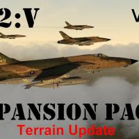 SF2V Air & Ground War Expansion Pack v2.0 - Terrain Update
