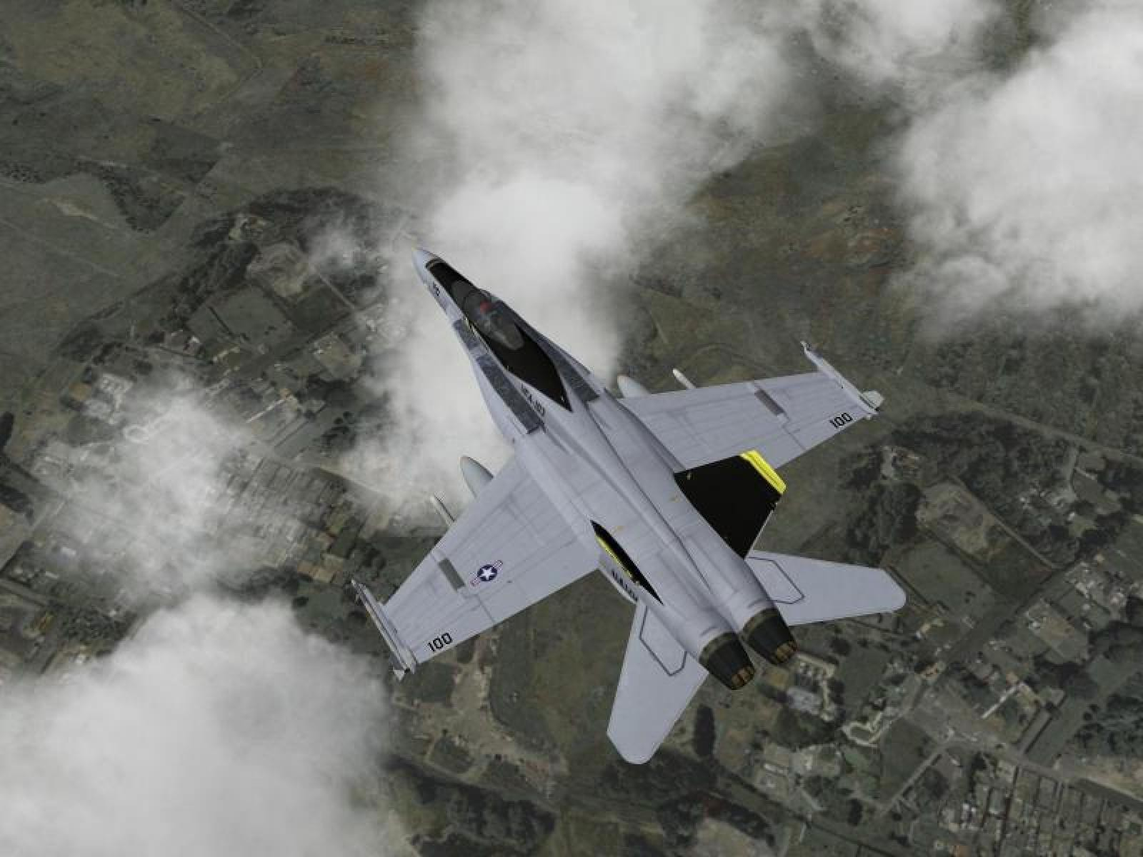 F/A-18 shot 3
