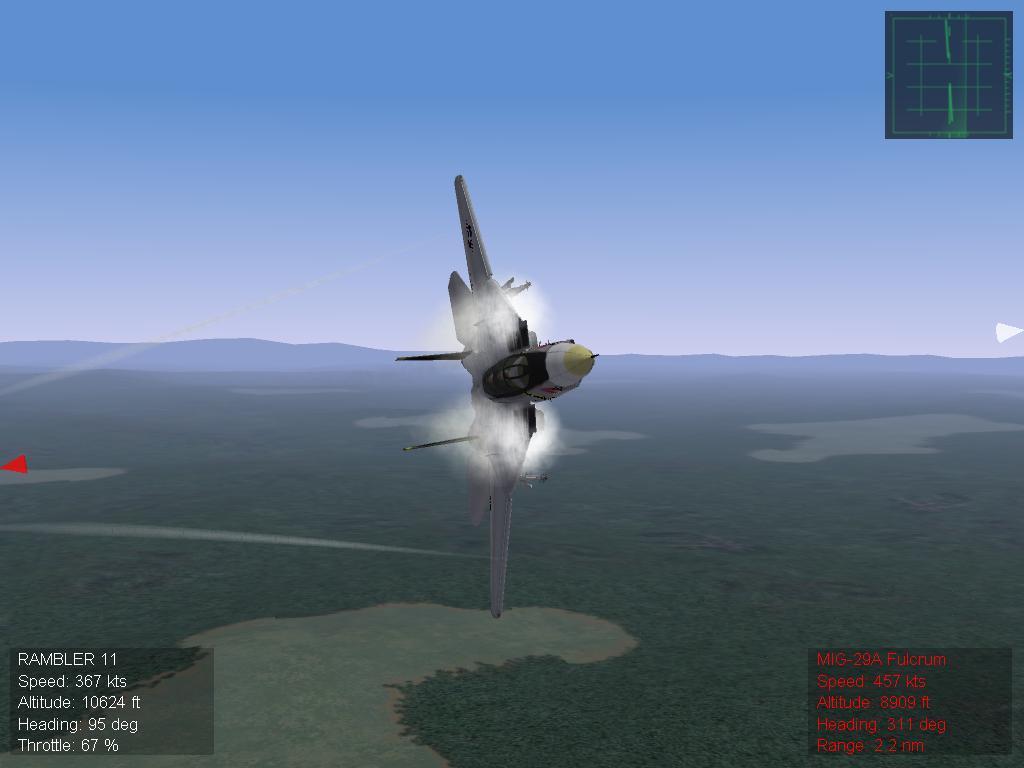 F-14 Break