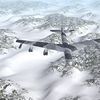 WoV/WoE B-52D over Major Lee's America NW Winter Terrain