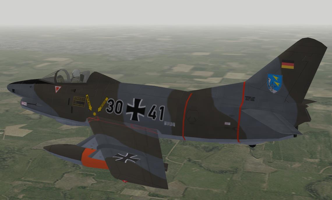 Fiat G-91 R-3 LeKg 43