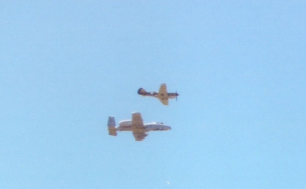 Another Heritage Flight
