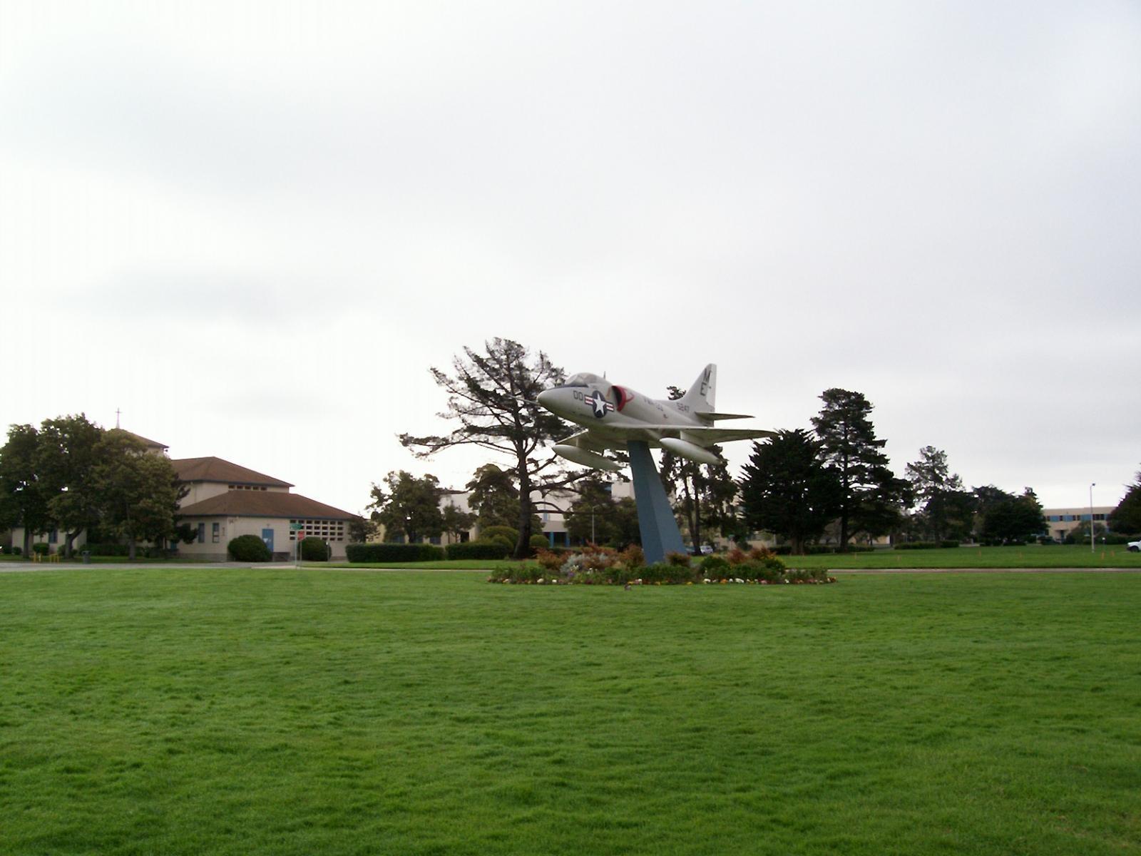 A-4 at Alameda NAS
