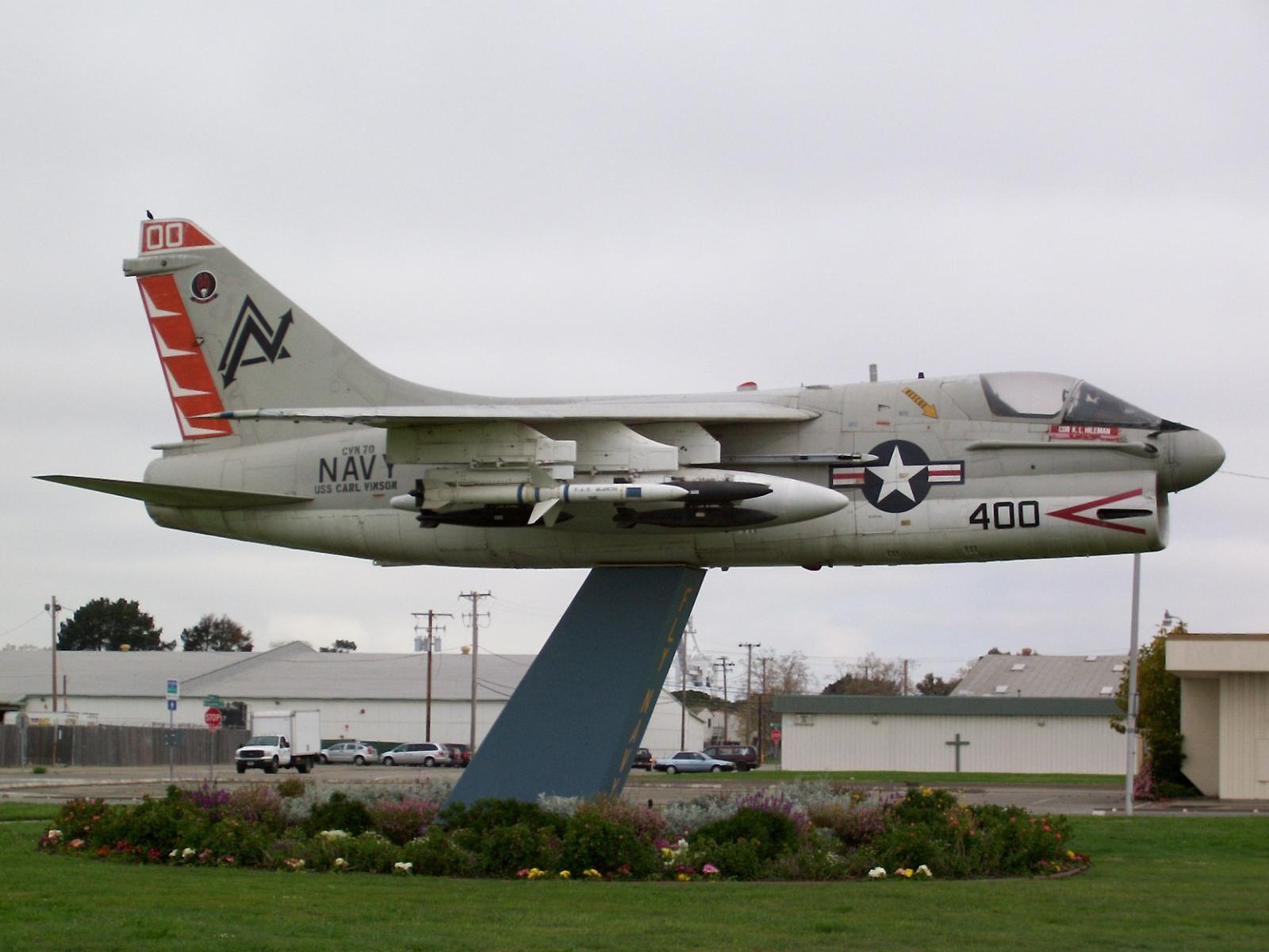 A-7 Alameda NAS
