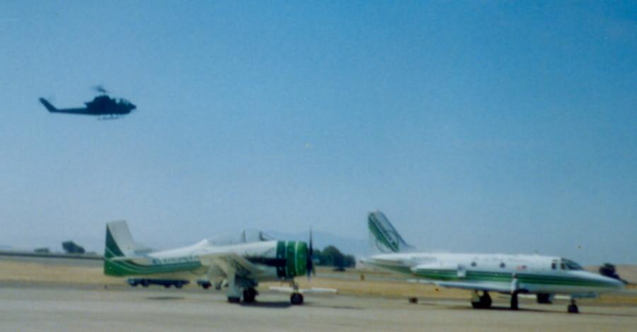 AH-1 @ Travis AFB 1990
