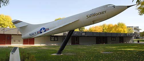 D-558 Skyrocket Antelope Valley College