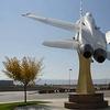 F-18 Jet hawks Stadium Antelope Valley