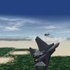 Eagle/Fulcrum merge over SF Desert terrain w/Polak's til
