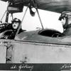 Kempf in cockpit of Alb CI