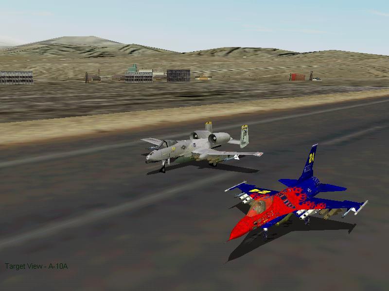 Nascar Air Race