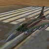Testing the F-16XL with CFT's