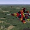 Red Splinter Su-27E