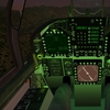 Nightvision cockpit with improved panel