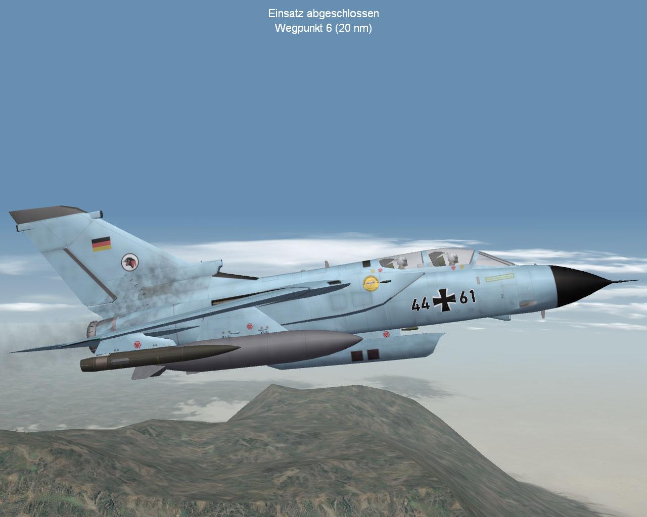 Tornado ECR AG 51 Einsatzgeschwader