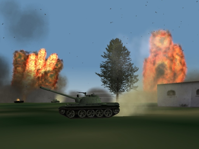 Enhanced Explosions update in progress