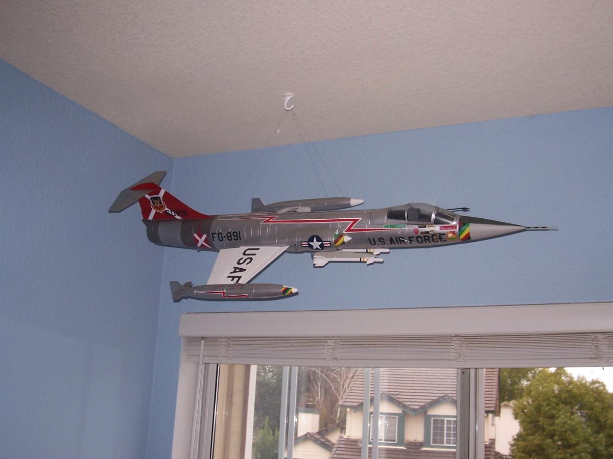 F-104 Starfighter 21st Century Toys 1:18