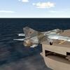 MiG-23K carrier approach.jpg