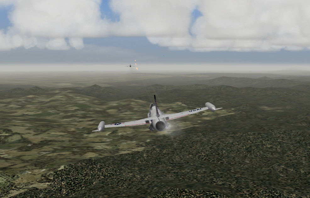F-94 Starfire engages Mig-15.JPG