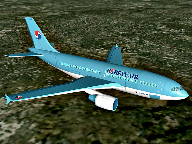 Korean Air A310-300F