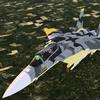 Yellow SQ F-15E (Effect)