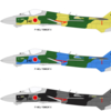 F-14EJ Aggressor scheme 1 colors