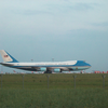 AF1@LKPR: Air Force One / VC-25