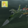 Su-27 Flanker -THE IDOLMASTER MIKI- Complete
