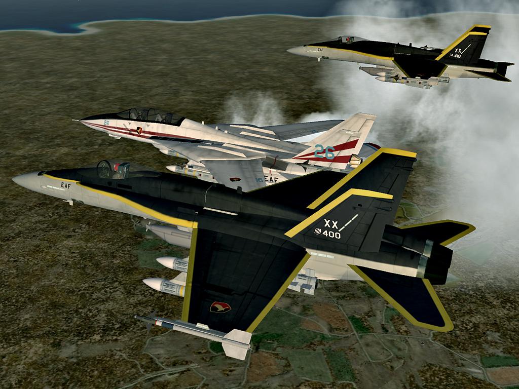 F/A-18 -DAMA-