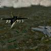 F-14D & F/A-18
