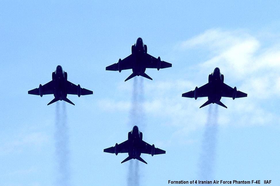 IRIAF F-4E
