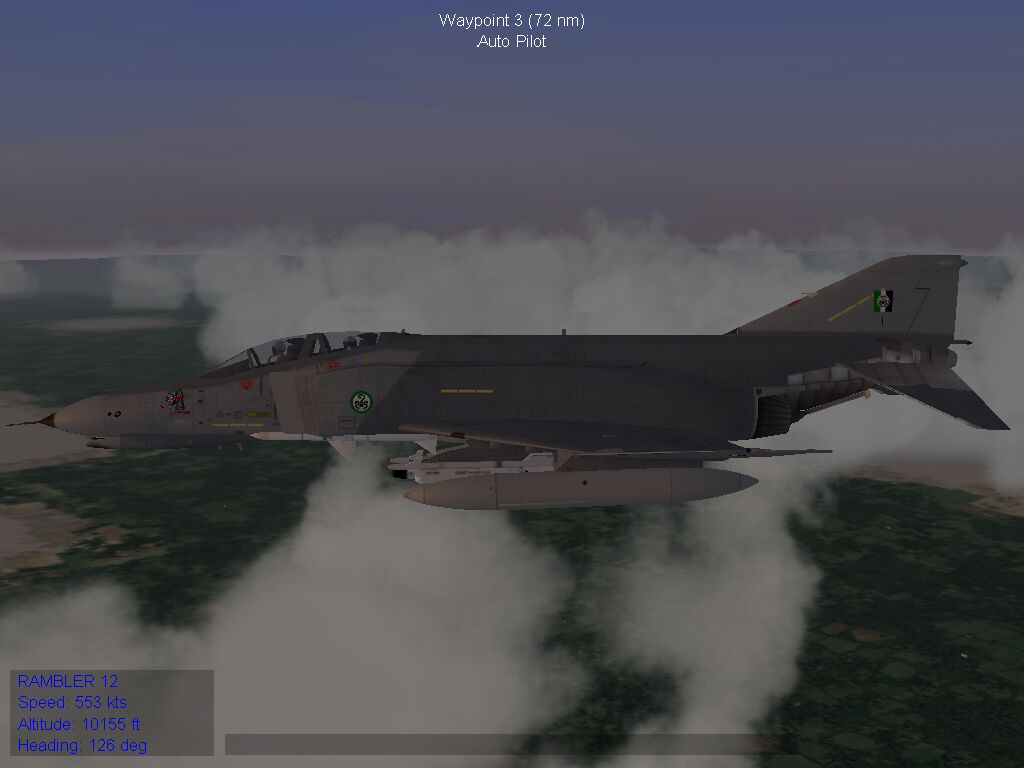 F-4ES 'Super' Phantom - 1st Special Operations Wing,