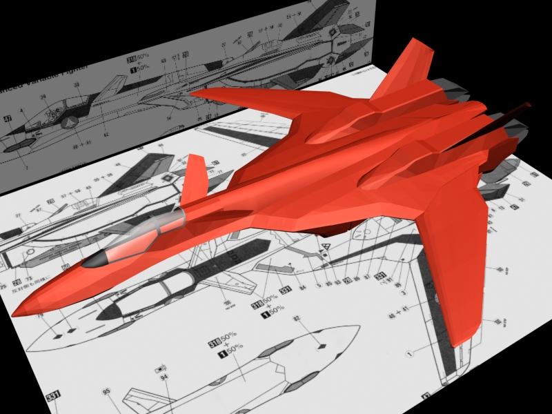 YF-19 4th Day