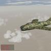 MiG-17F Fresco C - Parani Air Force, 1968