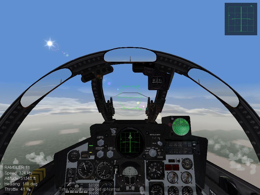 F-4ES Cockpit Upgrade Pic1