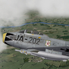 Canadair Sabre MK6