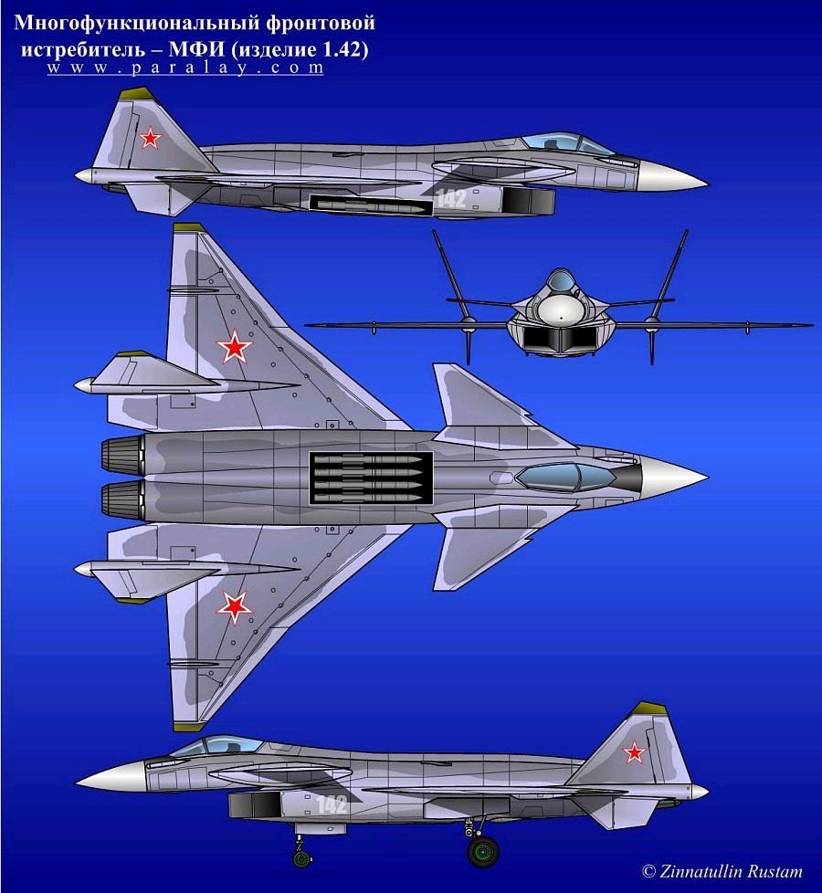 Mig-1.42 MFI