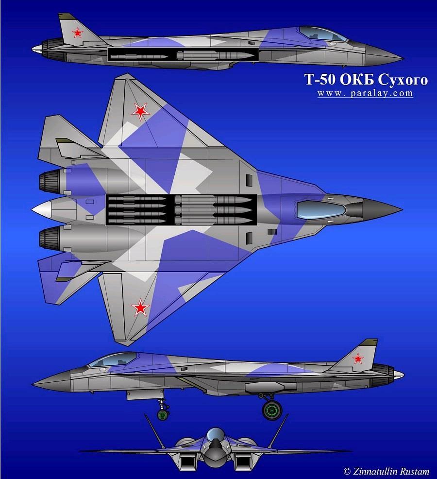 T-50 OKB