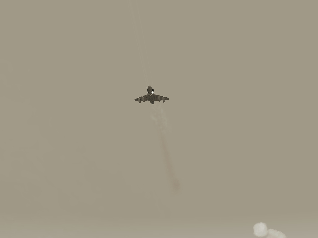 A4F making a strafing run.JPG