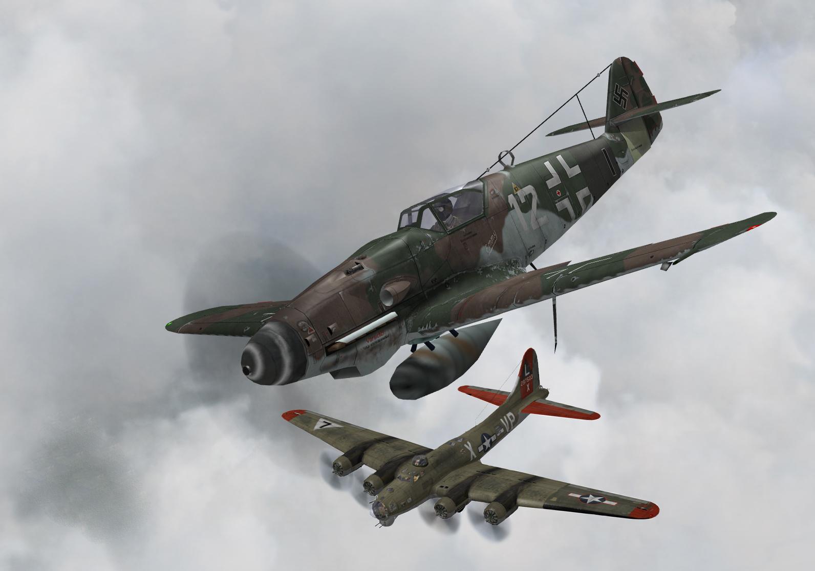 Me109K4