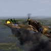 Hurricane vs Pe-2.jpg