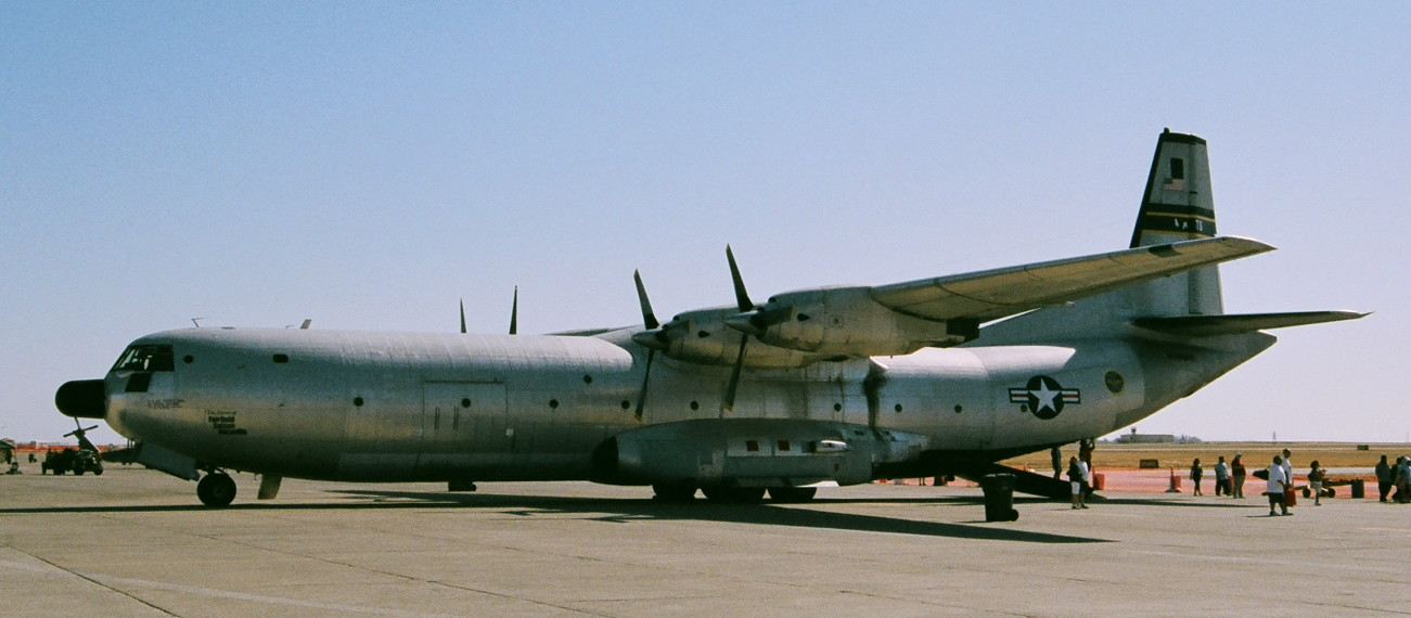 C-133 Last Stop Travis AFB 2008