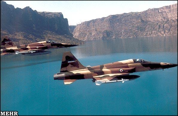 F-5 IRIAF