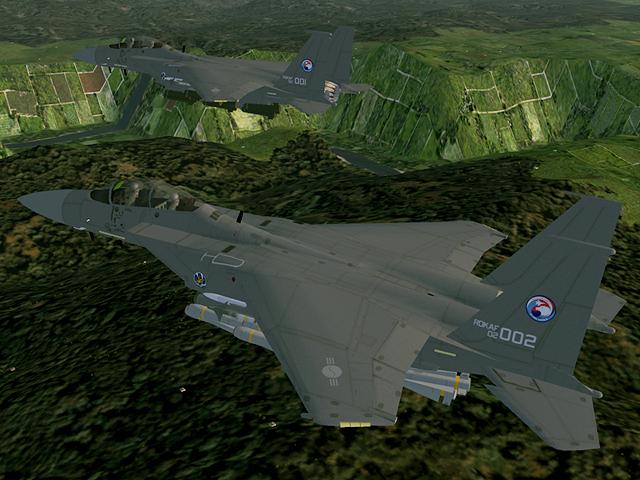 F-15K #2