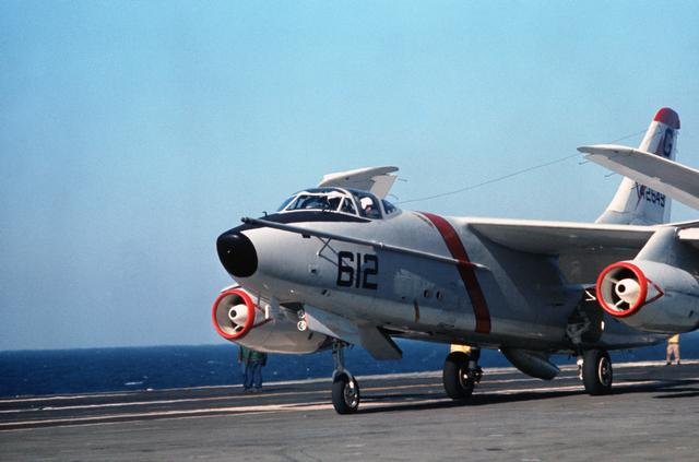 EKA-3B of VAQ-132