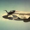 A-6C with TRIM Pod in VA-35 Colors