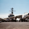 EA-3B On the flight deck circa early 80's