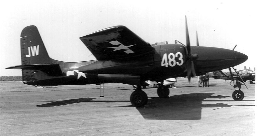 F7F-1 at Bethpage NY