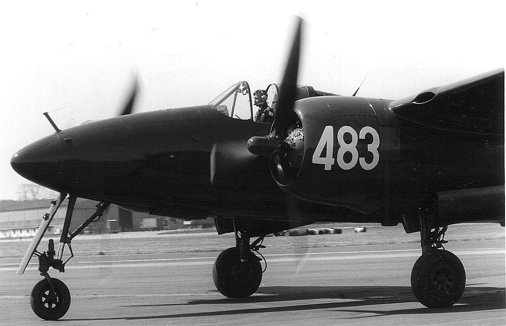 F7F-1 Tigercat at Bethpage NY