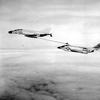 F4H-2 testin out a buddy store with F3H-2N Demons